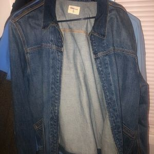 Gap jean jacket XL 1969